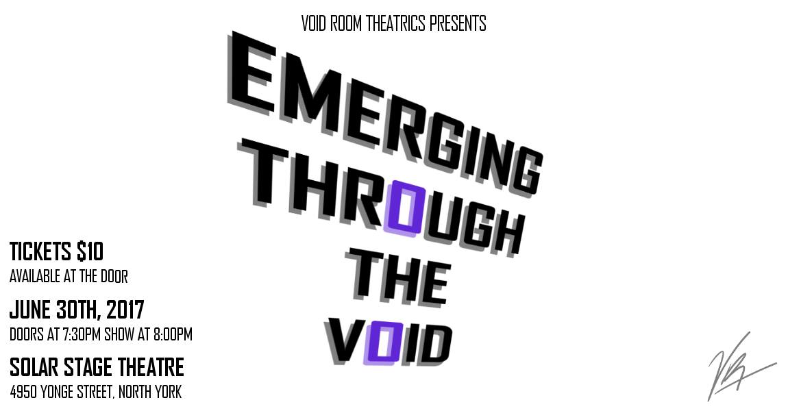 Emerging Through The Void